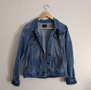 Just USA Denim Jean Jacket